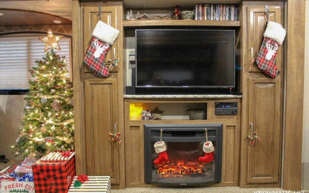 decorating the rv for christmas - Rv Christmas Decorations